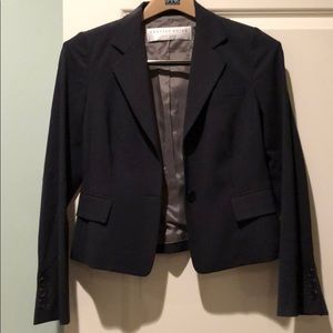 Dark navy Charles Nolan suit set